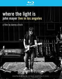 John Mayer: Where the Light Is - Live in Los Angeles (Blu-ray)