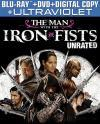 Man With The Iron Fists, The (Blu-ray)
