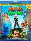 Monsters vs. Aliens (BD-QuickPlay)
