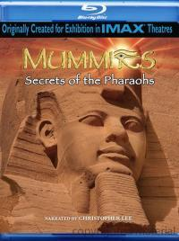 Mummies: Secrets of the Pharaohs (IMAX) (Blu-ray)