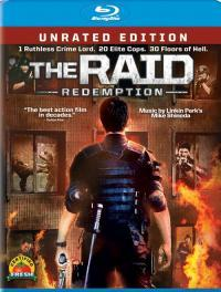 Raid, The: Redemption (Indonesian) (Blu-ray) (Cinavia)