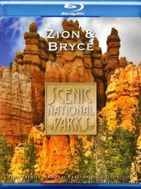 Scenic National Parks: Zion & Bryce (Blu-ray)