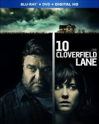 10 Cloverfield Lane (2016)(Blu-ray)