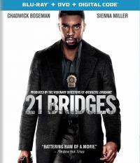 21 Bridges (2020)(Blu-ray)