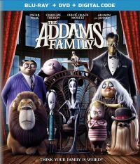 The Addams Family (2019)(Blu-ray)
