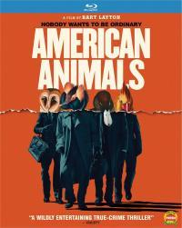 American Animals (2018)(Blu-ray)