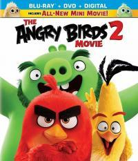 The Angry Birds 2 Movie (2019)(Blu-ray)