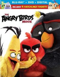 Angry Birds Movie, The (2016)(Blu-ray)