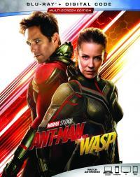 Ant-Man And The Wasp (2018)(Blu-ray)
