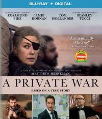 A Private War (2019)(Blu-ray)