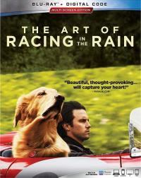 The Art of Racing in the Rain (2019)(Blu-ray)