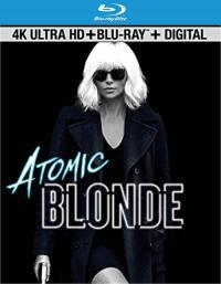 Atomic Blonde (2017)(Blu-ray)
