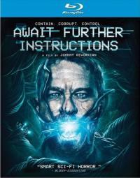 Await Further Instructions (2018)(Blu-ray)