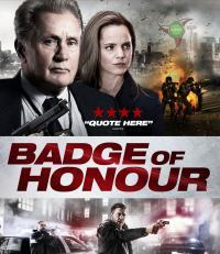 Badge of Honor (2015)(Blu-ray)