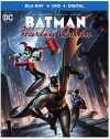 Batman and Harley Quinn (2017)(Blu-ray)