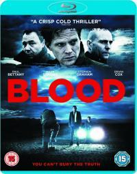 Blood (2013)(Blu-ray)