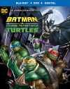 Batman vs Teenage Mutant Ninja Turtles (2019)(Blu-ray)