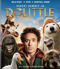 Dolittle (2020)(Blu-ray)