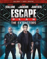 Escape Plan: The Extractors (2019)(Blu-ray)