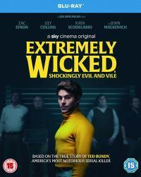 Extremely Wicked Shockingly Evil and Vile (2019)(Blu-ray)