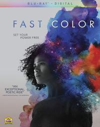 Fast Color (2019)(Blu-ray)