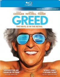Greed (2020)(Blu-ray)