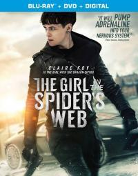 The Girl in the Spiders Web (2018)(Blu-ray)