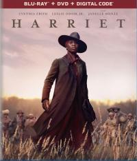Harriet (2020)(Blu-ray)