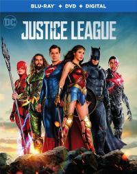Justice League (2018)(Blu-ray)