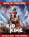 The Kid Who Would Be King (2019)(Blu-ray)