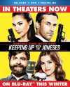 Keeping Up with The Joneses (2017)(Blu-ray)