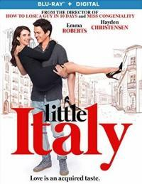 Little Italy (2018)(Blu-ray)
