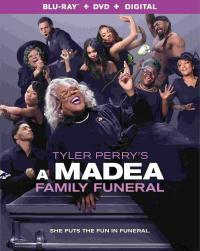 A Madea Family Funeral (2019)(Blu-ray)