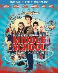 Middle School: The Worst Years of My Life (2016)(Blu-ray)
