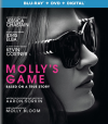 Molly's Game (2018)(Blu-ray)