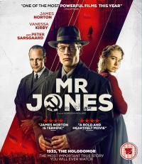 Mr. Jones (2020)(Blu-ray)