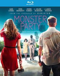 Monster Party (2018)(Blu-ray)