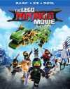 The LEGO Ninjago Movie (2017)(Blu-ray)