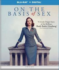 On the Basis of Sex (2019)(Blu-ray)