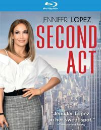 Second Act (2019)(Blu-ray)