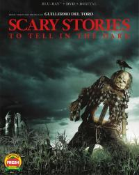 Scary Stories to Tell in the Dark (2019)(Blu-ray)