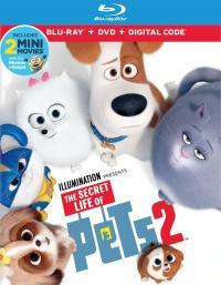 The Secret Life of Pets 2 (2019)(Blu-ray)