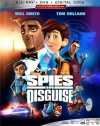 Spies in Disguise (2020)(Blu-ray)