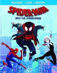 Spider-Man: Into the Spider-Verse (2019)(Blu-ray)