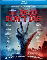The Dead Dont Die (2019)(Blu-ray)