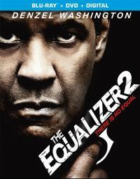 The Equalizer 2 (2018)(Blu-ray)