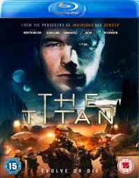The Titan (2019)(Blu-ray)