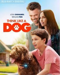 Think Like a Dog (2020)(Blu-ray)