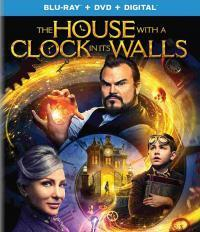 The House with a Clock in its Walls (2018)(Blu-ray)
