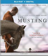 The Mustang (2019)(Blu-ray)